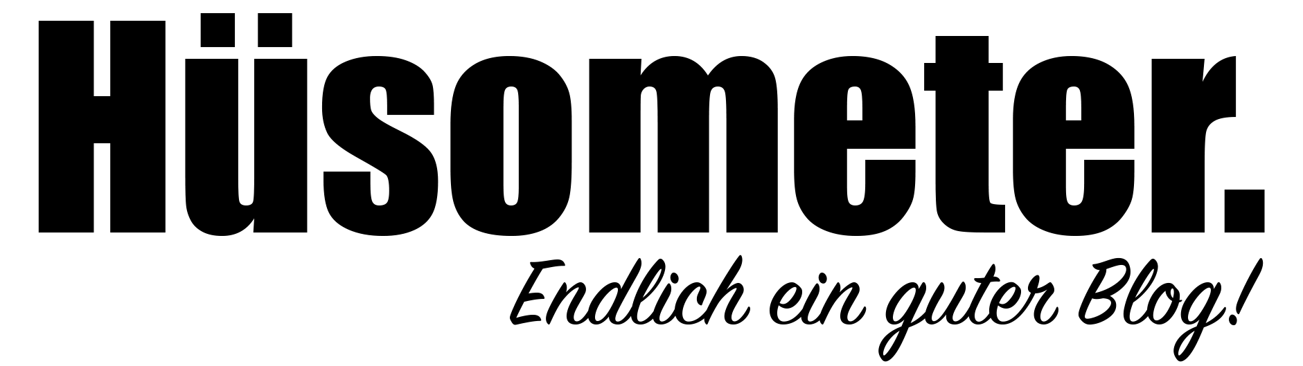 Hüsometer Blog